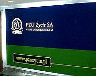 Auminiowe podświetlane kasetony reklamowe