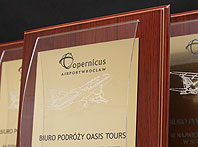 Lotnisko Copernicus dla największego tour operatora