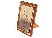 Eleganckie Dyplomy Certyfikaty Licencje Podziękowania