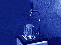 Nalewak szklana statuetka konkursowa