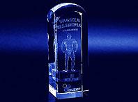 Olimp - Nagroda w Zawodach Kulturystycznych