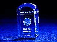 Nagroda na Międzynarodowy Turniej Tenisowy Kobiet Warsaw Open