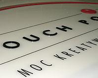 Szyld, tablica dla firmy zarządzającej zasobami ludzkimi, outsourcing personalmy