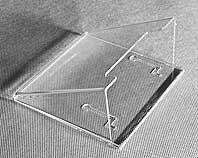 Kieszonka na foldery z plexi