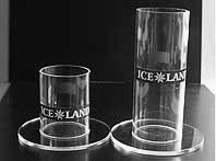 Klejenie, sklejanie pleksi, podstawki pod lody