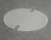Membrany uszczeleki Laserowe cięcie sylikonu