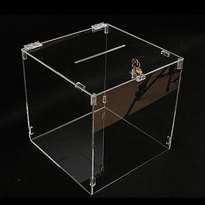 pudełko urna skrzynka z pleski