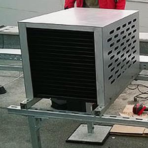 obudowa na klimatyzator produkcja na wymiar