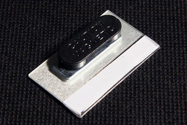 Identyfikator na magnetyczny