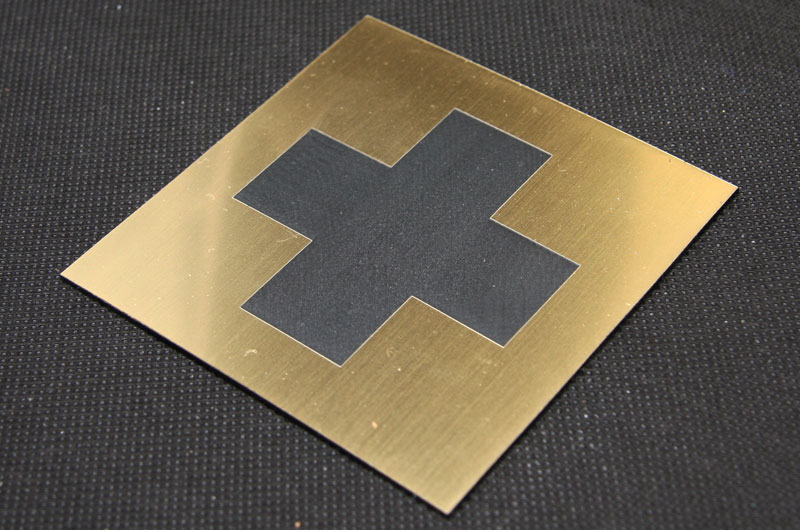 Tabliczka piktogram na drzwi dla punktu sanitarnego