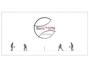 Wizualizacja grawerowania 3d w szklanej statuetce nagroda w turnieju tenisowym w deblu