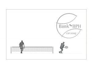 Wizualizacja grawerowania 3d w szklanej statuetce nagrody w turnieju tenisowym