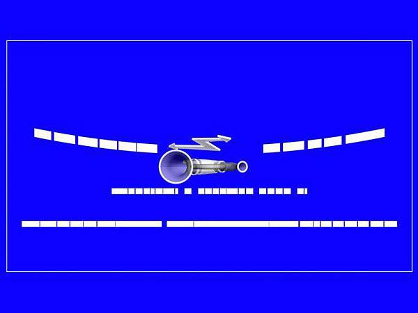 Wizualizacja projekt grawerowania 3d w szklanej statuetce - pamiątce z okazji wmurowania kamienia węgielnego - widok z góry