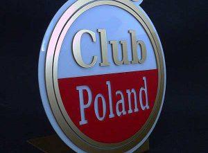 Statuetka firmowa Club Poland