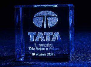 Statuetka firmowa TATA