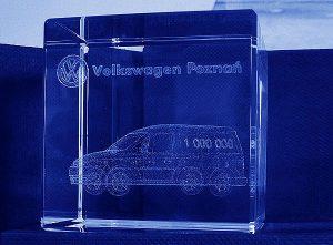 Statuetka firmowa Volkswagen