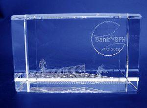 Statuetka firmowa Bank BPH